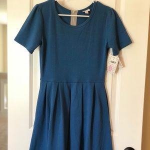💙 NWT LLR Blue Amelia (Dress with pockets) 💙